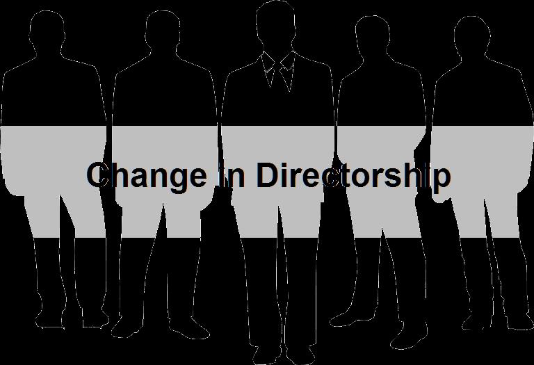 change-in-directors