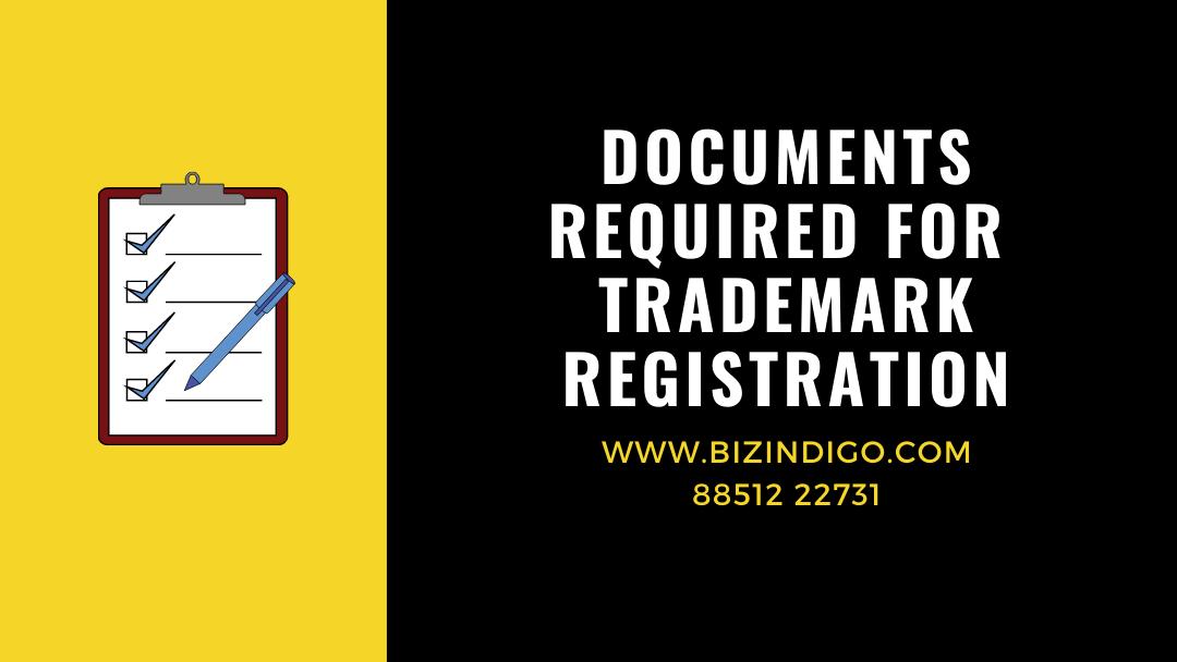Documents for Trademark Registration