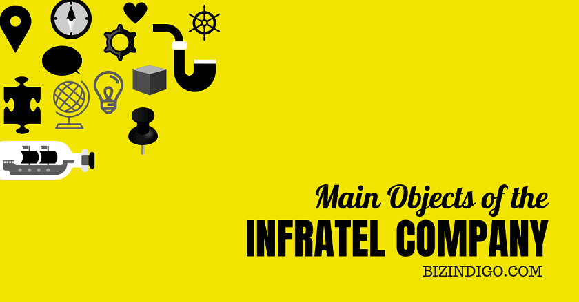 main objects infratel company