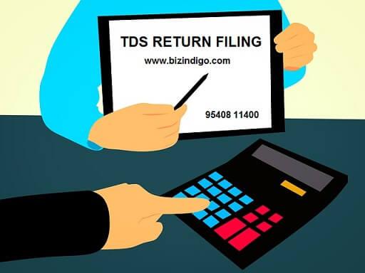 tds return filing online