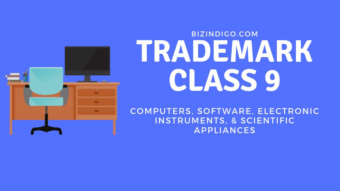 trademark class 9