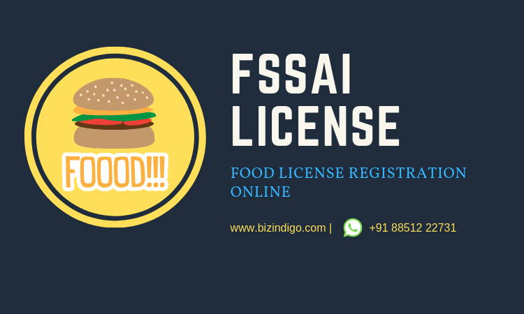 fssai food license registration