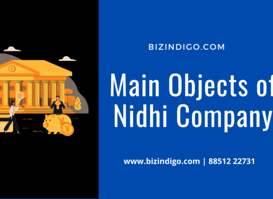 MOA of Nidhi Company